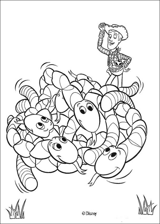Toy Story 41 coloring page