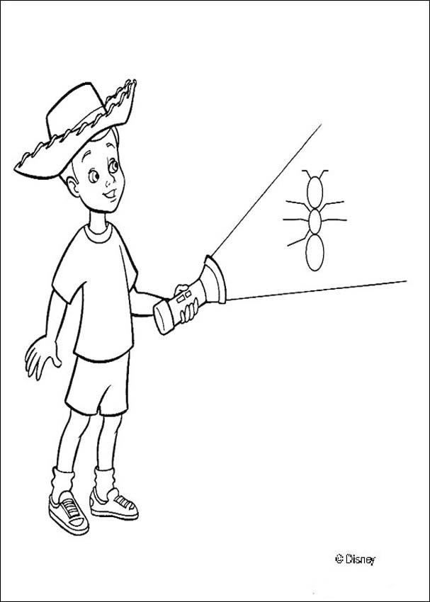 Toy Story 46 coloring page