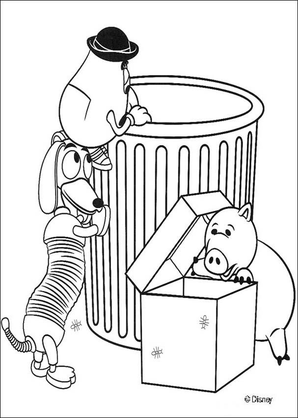 Toy Story 51 coloring page