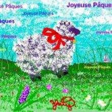 The Easter ewe