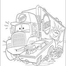 Cars How to Draw a Truck for