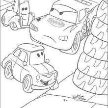 Cars Coloring Pages 52 Free Disney Printables For Kids To Color Online