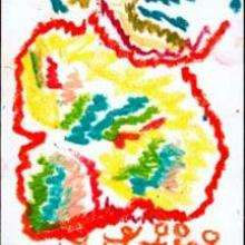 Union - Drawing for kids - KIDS drawings - WORLD drawings - ASIA