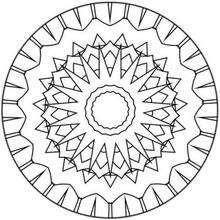 Mandala 134
