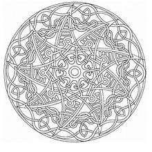 Mandala 6A worksheet