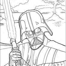 Darth Vader Coloring Pages Free Online Games Videos For Kids
