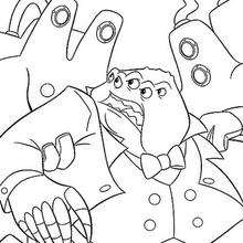 Monsters Inc Coloring Pages 26 Free Disney Printables For Kids To Color Online